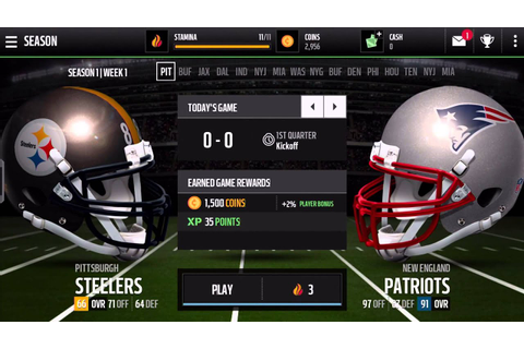 Play Madden NFL Mobile on PC with BlueStacks Android Emulator