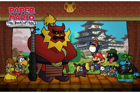 Paper Mario: BoA Chapter 3 by ChetRippo on DeviantArt