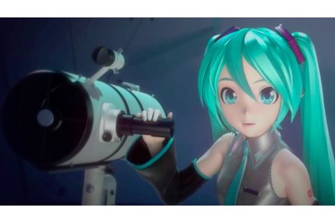 Hatsune Miku -Project DIVA- F 2nd - Launch Trailer - IGN Video