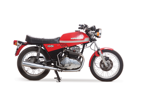 1976 Ducati 350 GTL | Top Speed