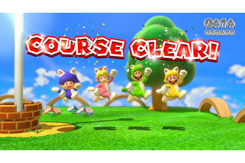 Steve's Game Blog: REVIEW: Super Mario 3D World (Wii U)