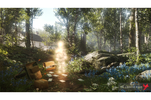 Everybody's Gone to the Rapture Dev Discusses Non-Linear ...