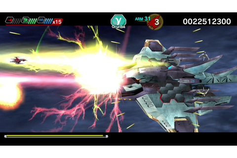 'Darius Burst: Chronicle Saviours' Brings Alien Mecha Fish ...