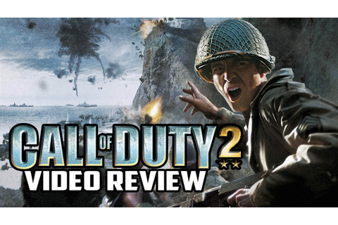 Call of Duty 2 PC Game Review - YouTube