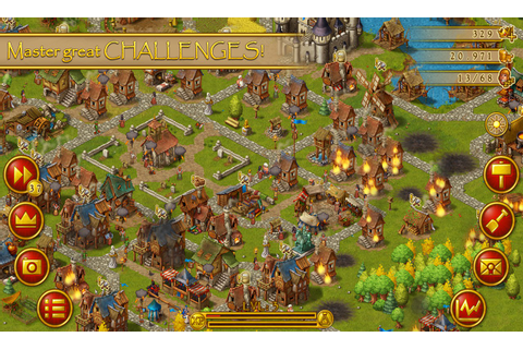 Townsmen – Games for Windows Phone – Free download ...