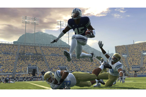 NCAA Football 09 - Jeu Xbox 360
