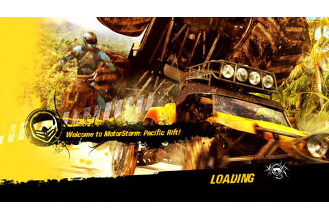 Motorstorm: Pacific Rift Gameplay [Part 1] | No Commentary ...