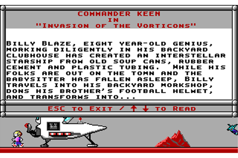 Download Commander Keen: Invasion of the Vorticons - My ...