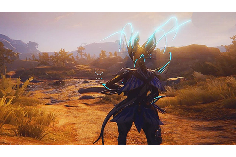 40 Minutes of Warframe Plains of Eidolon Gameplay Demo ...