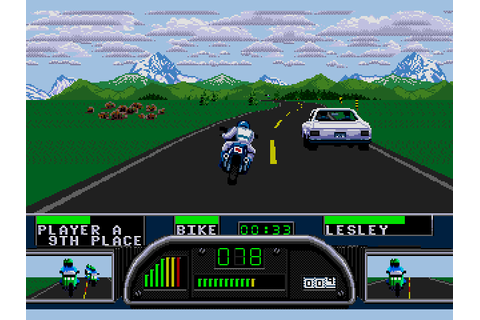 Road Rash 2 Download Game | GameFabrique