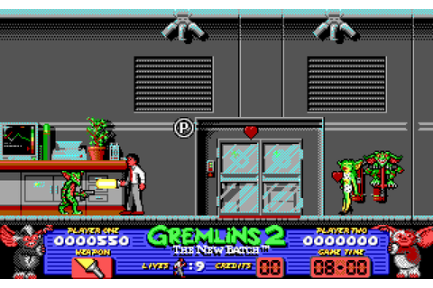 Download Gremlins 2: The New Batch (Action) - My Abandonware