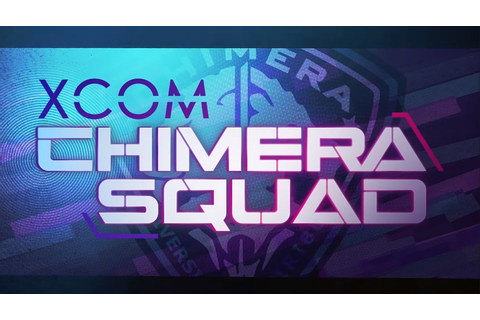 XCOM: Chimera Squad - Game Reveal Trailer - Cramgaming.com