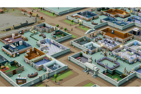 Two Point Hospital hands-on: Theme Hospital fans are ...