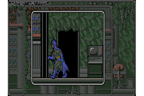 Batman: The Caped Crusader : The Company - Classic Amiga Games