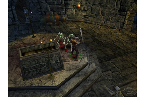 Games: Dungeon Siege|NVIDIA