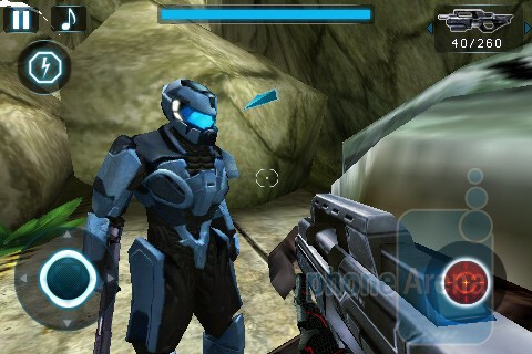 N.O.V.A. - Near Orbit Vanguard Alliance for the iPhone Review