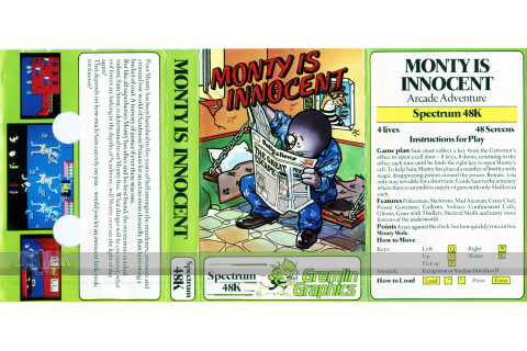 monty – Page 2 – The Gremlin Graphics Archive