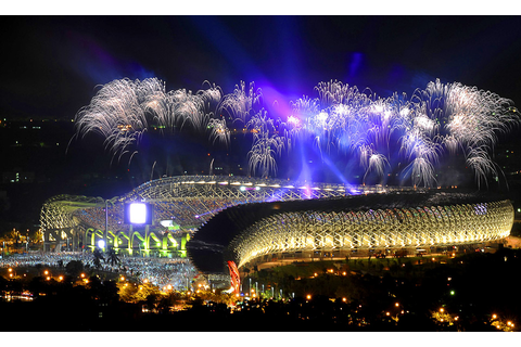 Kaohsiung World Games Stadium in Taiwan - Top stadiums ...