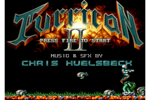 Turrican 2: The Final Fight (1995) by Sun-Project MS-DOS game