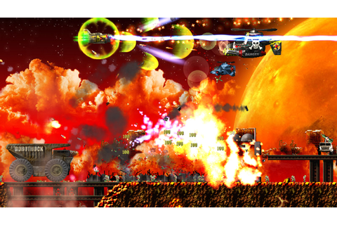 Download Jets'n'Guns Gold Full PC Game