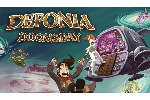 Deponia Doomsday Free Download (v1.2.0267) « IGGGAMES