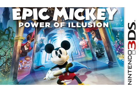 CGR Undertow - EPIC MICKEY: POWER OF ILLUSION review for ...