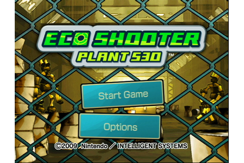 Eco Shooter: Plant 530 (WiiWare) News, Reviews, Trailer ...