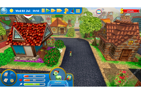 Pony World 3 - Download Free Full Games | Simulation games