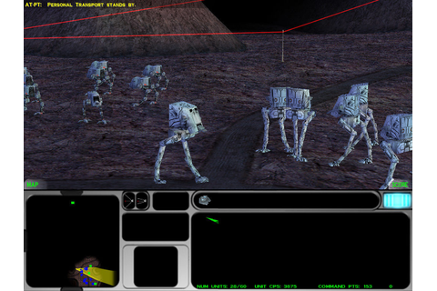 Star Wars: Force Commander Screenshots for Windows - MobyGames