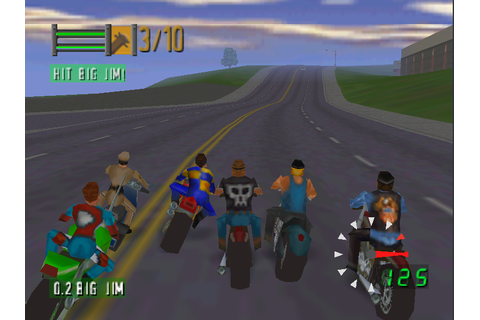 Road Rash 64 Download Free Full Game | Speed-New