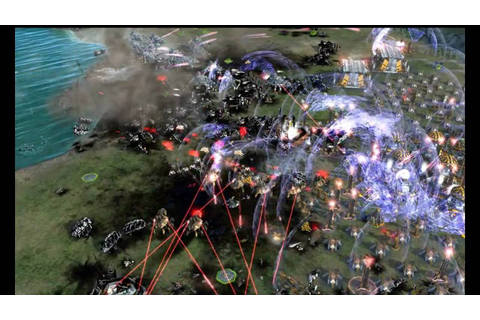 Supreme Commander 2 // EPIC - YouTube