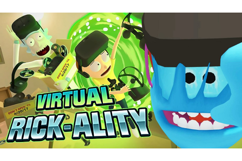 Rick and Morty: Virtual Rick-ality Gameplay - YouTube