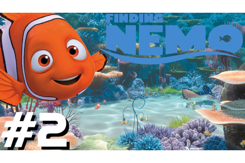 Le monde de Nemo Playthrough Xbox Gamecube Ps2 2003 Part 2 ...