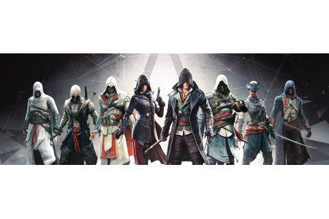Famous Assassins and Templars