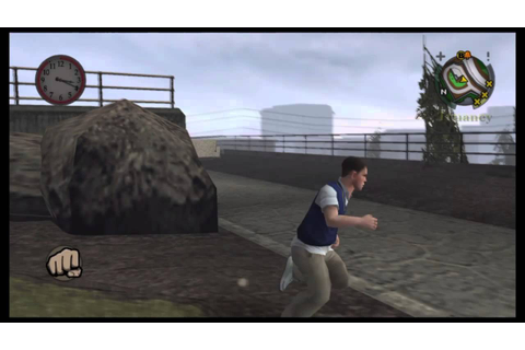 PS4-Canis Canem Edit (Bully) Gameplay - YouTube
