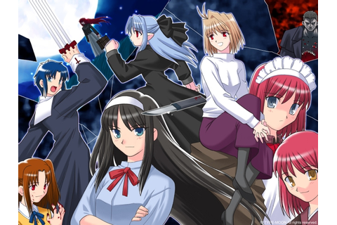 [Visual Novel Mega Review]: Tsukihime, Kagetsu Tohya and ...