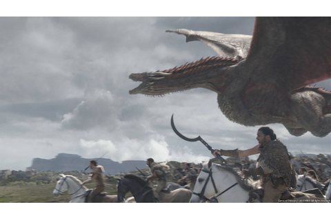 Game of Thrones: How fire-breathing Drogon was designed ...