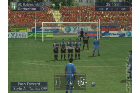 Screens: Let's Make a Soccer Team! - PS2 (9 of 54)