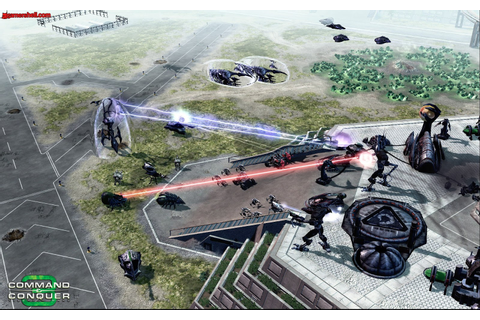 Command and Conquer 3: Tiberium Wars - Full Version Game ...