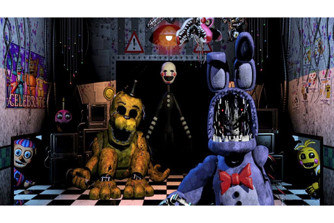 Five Nights at Freddy's 2 - Full Version Games Download ...