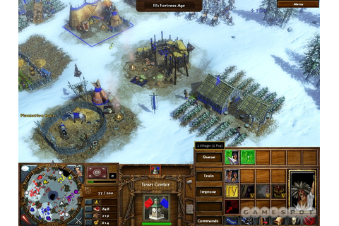 Daftar Isi: Age of Empires III: The WarChiefs-RELOADED