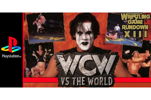 WCW vs. The World (PS1) Review – Hogan Reviews