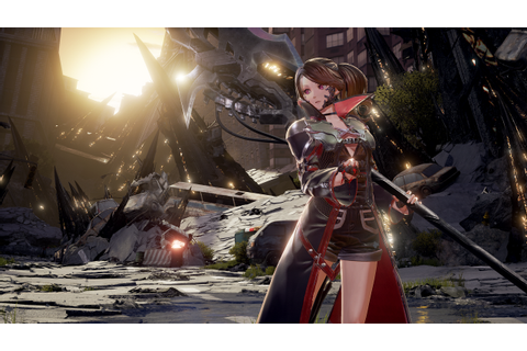Code Vein New Screenshots Detail Battle System, Character ...