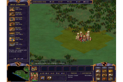 Kohan: Immortal Sovereigns Download (2001 Strategy Game)
