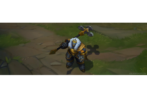 King of Clubs Mordekaiser - Skin Spotlight - Get it now!
