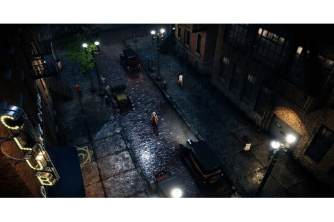 Empire of Sin is an XCOM-style strategy game, set in 1920s ...