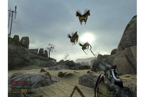 Half-Life 2 (2004) - PC Review | Old PC Gaming