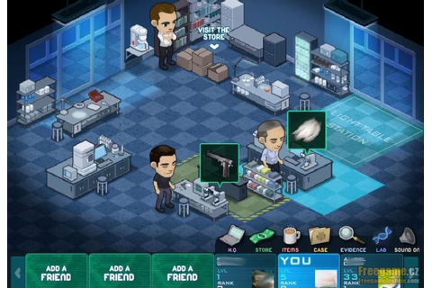 CSI: Crime City en Qwant Games