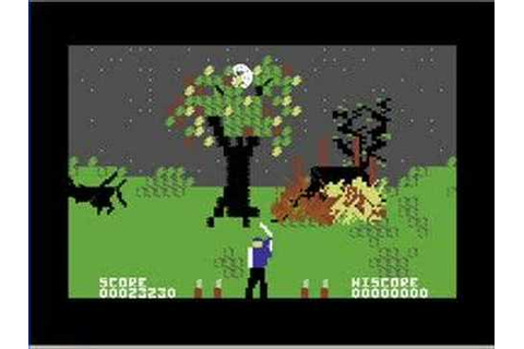 Classic Game Theater - Forbidden Forest - C64 - YouTube