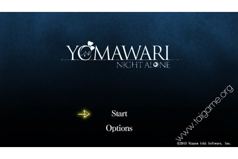 Yomawari: Night Alone - Download Free Full Games ...